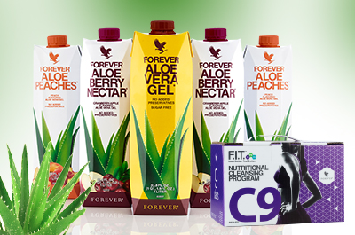Forever Living Products - Aloe Vera produkty